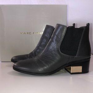 EUC Marc Fisher Danton Booties - Size 8.5